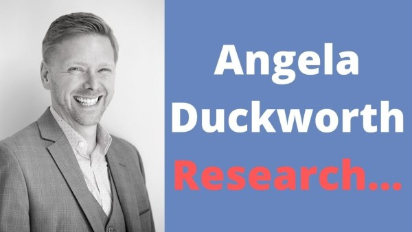 CMLC Blog: Angela Duckworth Research