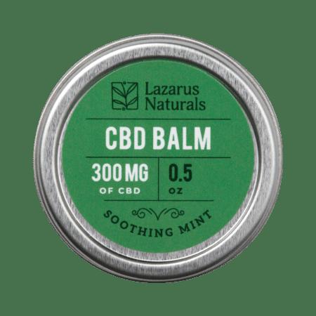 Peppermint CBD Balm