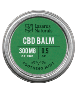 Peppermint CBD Balm