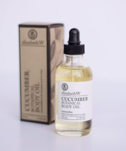 Cucumber Body Oil