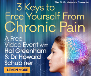 3 Keys to free Chronic Pain
