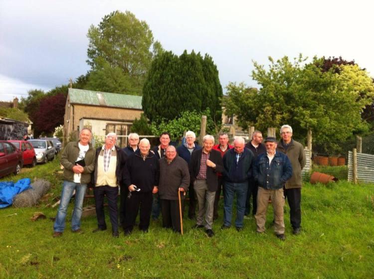 Men's Sheds - Fighting Isolation in Irish Men