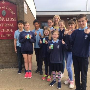 St multose 5th and 6th - Plastic Free 4 Schools