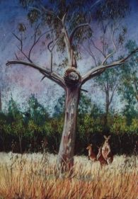 'The Jesus Tree' by Lynton Allan