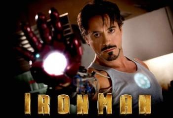 Robert Downey Jr. Iron Man Los Vengadores