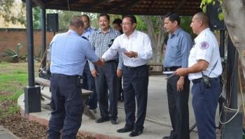 SSP Michoacán Paramédicos