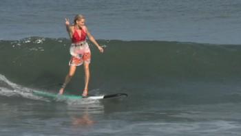 Surf en tacones