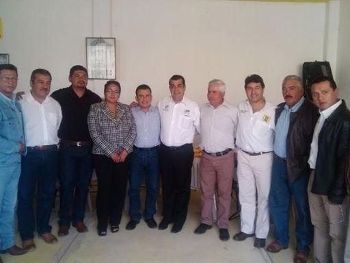 Fidel Calderón unidad