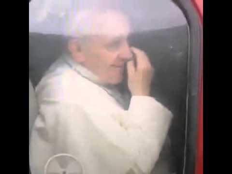 papa francisco mocos