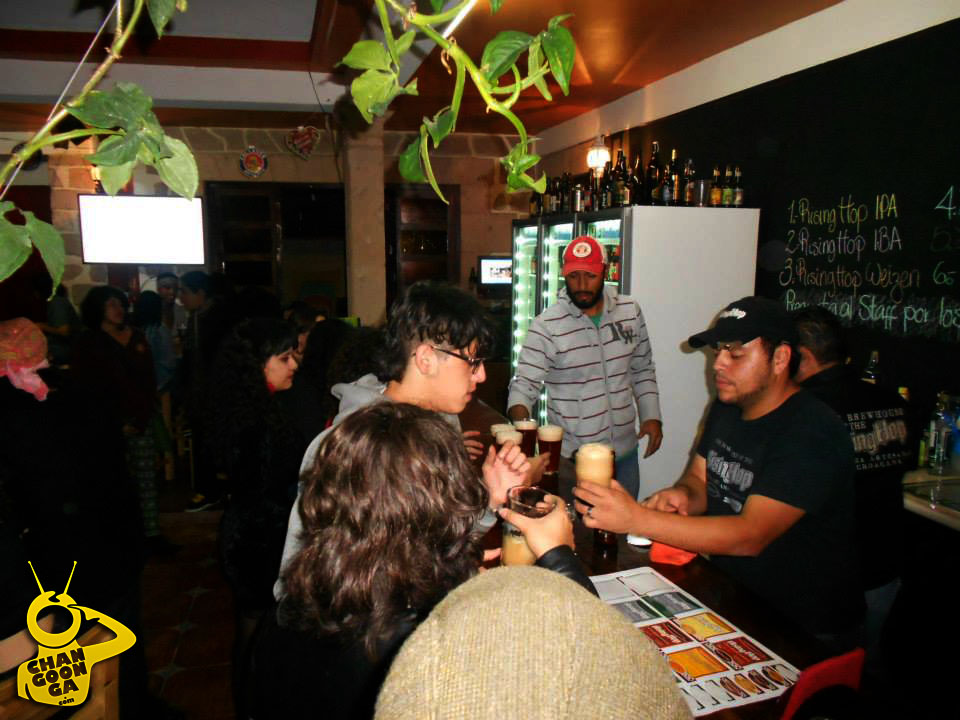 The BeerBox centro