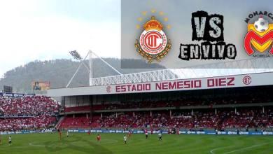 Monarcas Morelia vs Toluca Estadio Nemesio Diez