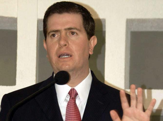 alfredo castillo michoacán delegado federal