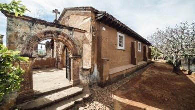 Capilla La Magdalena Michoacán