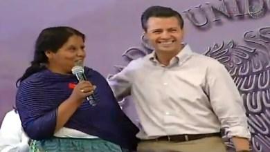 Photo of Michoacán: Peña Nieto anuncia electrificación en 82 comunidades purépechas