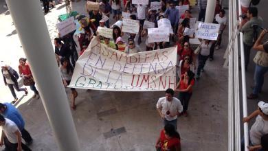 marcha CU gratuitada Morelia 3