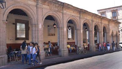 San Agustín cenaduría Morelia