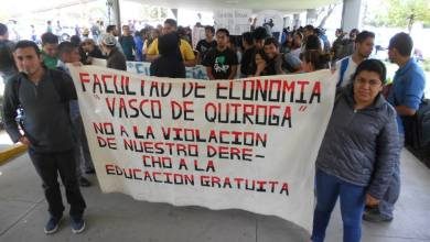 Photo of Nicolaítas se niegan a pagar inscripción pero se pronuncian a favor del diálogo