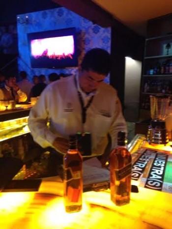 Grand Hotel clausurado registro bebidas