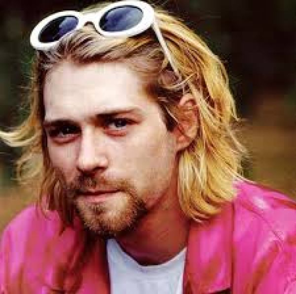 Smells Like Teen Spirit Kurt Cobain