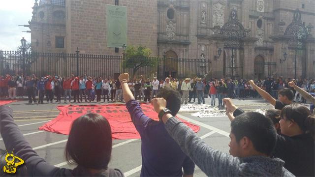normalistas-marcha-Morelia