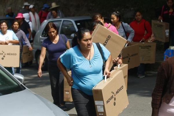 Con El Apagón El 96 De Los Michoacanos Recibieron Su Televisión Digital