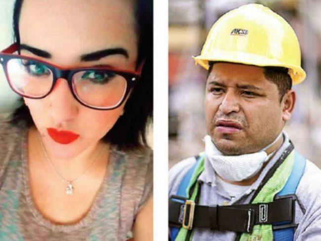 Esposa Viridiana Julio Ocaña sismo Grupo Imagen