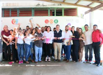 Inician clases en el nuevo Telebachillerato de Playa Azul