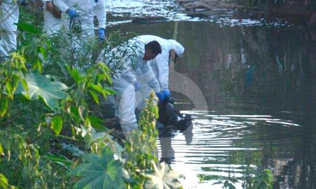 0c8219544 Morelia Encuentran Cadáver Flotando En Canal De Aguas Negras Cerca ...
