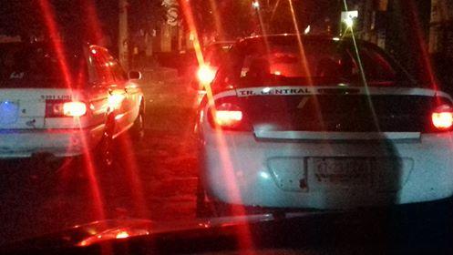 taxi sin placas