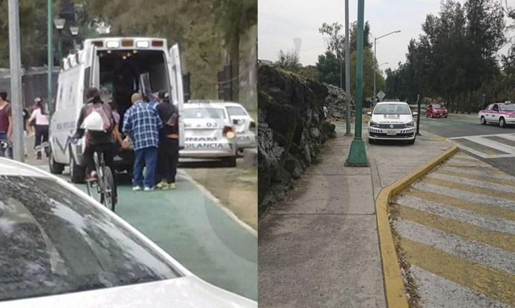 doble homicidio UNAM