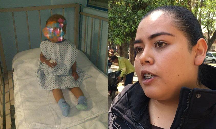No Hay Medicamento Para Mi Sobrina Con Cáncer En Hospital Infantil, Autoridad Responde