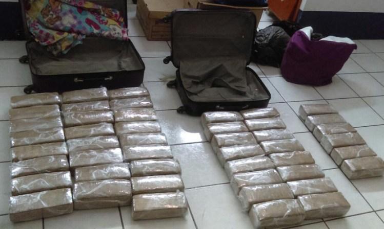 paquetes marihuana