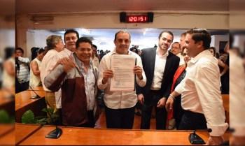 Cuauhtémoc Blanco candidato Morelos
