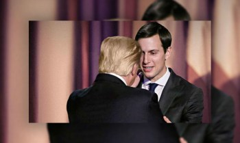 Jared Kushner y Donald Trump