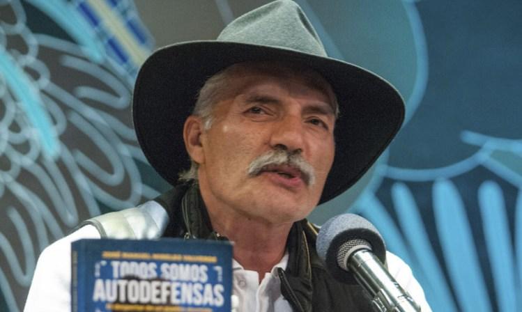 Jose Manuel Mireles libro