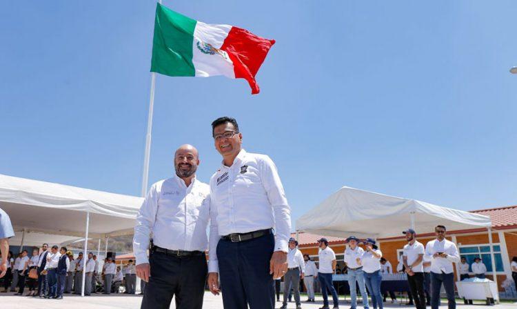Renato Sales Heredia y Juan Bernardo Corona Martinez