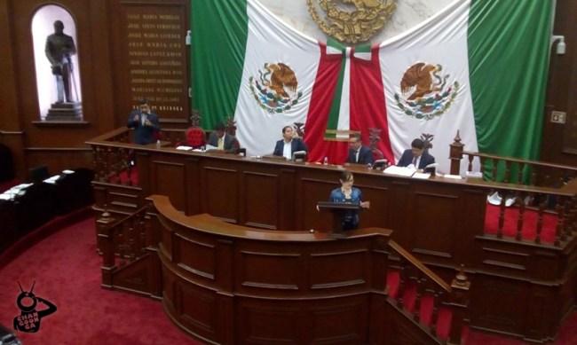 Yupik Congreso Michoacán