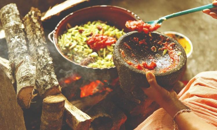 gastronomia comida Michoacan