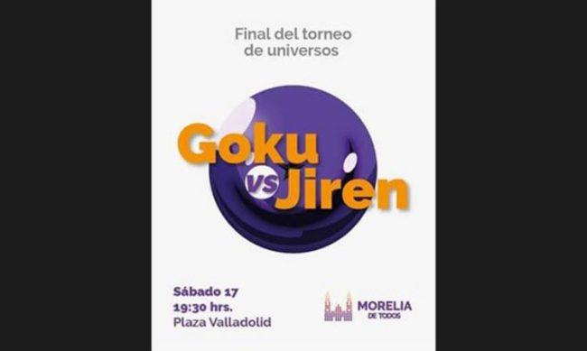 goku Morelia