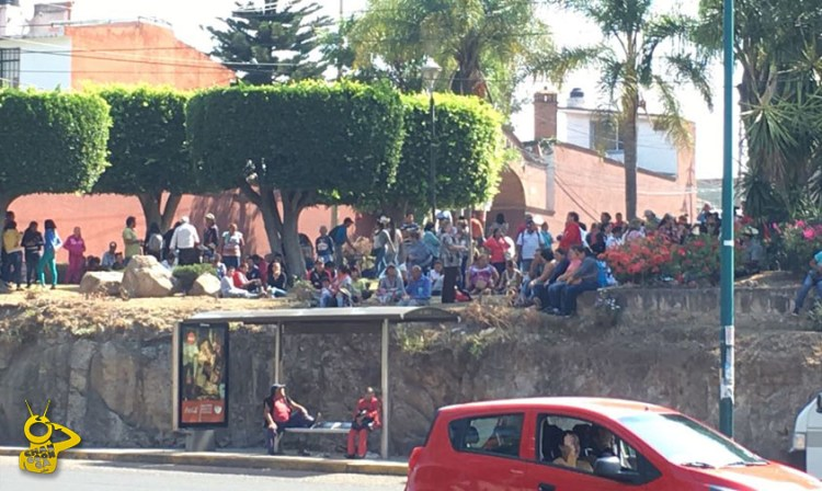 manifestacion Casa de Gobierno