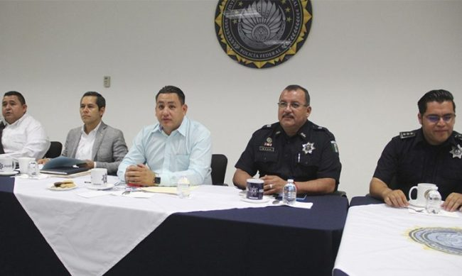 reunión seguridad Uruapan