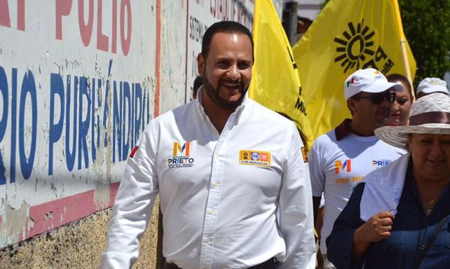 Mauricio Prieto