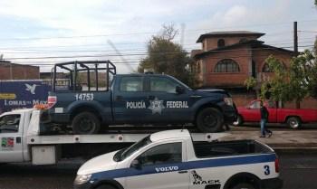 taxi patrulla camioneta Morelia b