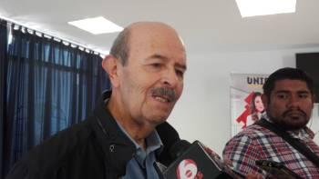 Fausto Vallejo agua Morelia