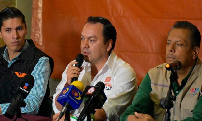 PES Movimiento Ciudadano Michoacán
