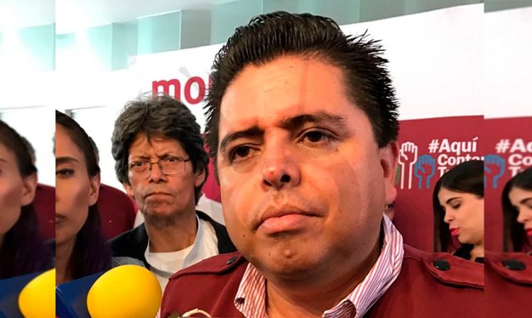 irregularidades elección MORENA Michoacán