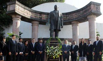 legado Benito Juárez Uruapan