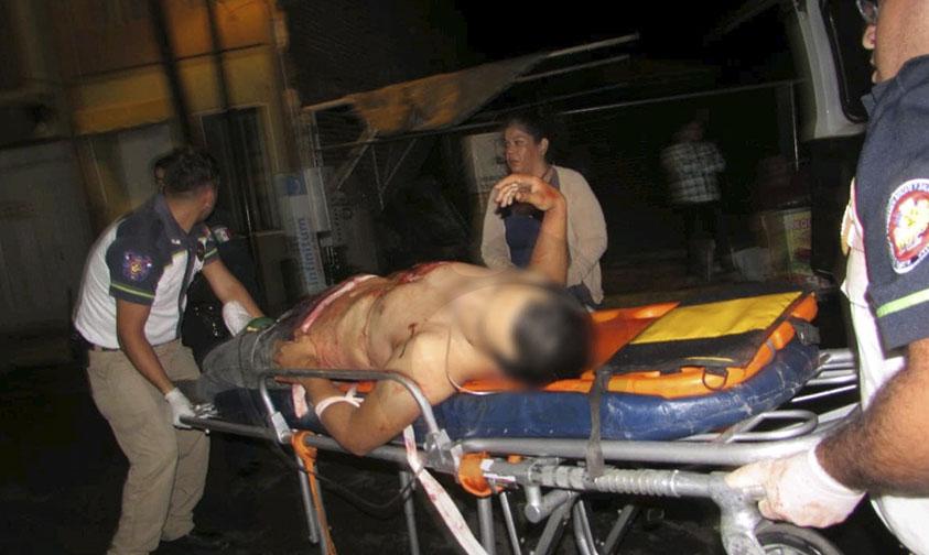 Hospitales Privados No Reciben A Jorge Baleado Y Muere En La Ambulancia En Zamora