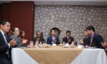 parlamentario jóvenes Michoacán