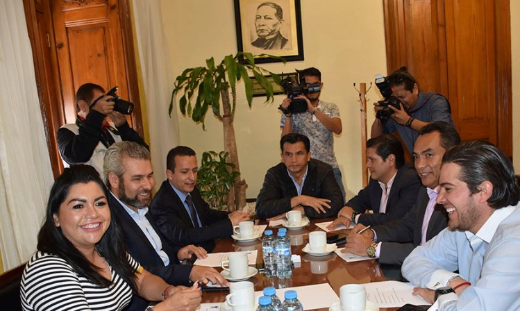 Diputados Peribán Michoacán